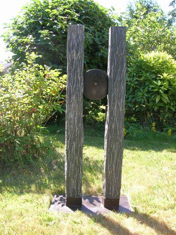christian duroc sculpteur sur granit schiste et marbre 1 jardin 1 artiste. Black Bedroom Furniture Sets. Home Design Ideas
